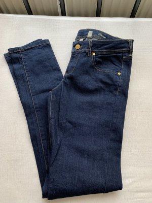 3/4-jeans wit