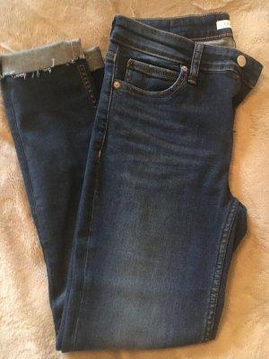 Calvin Klein Jeans Tube jeans donkerblauw