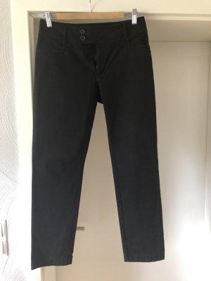 Jeans, Hose, Comma, schwarz, Größe 36