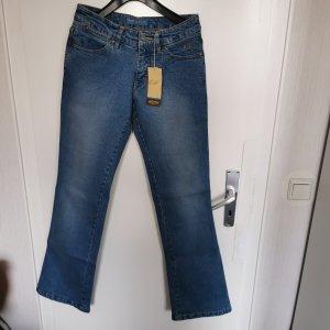 Arizona Jeans Spijker flares blauw