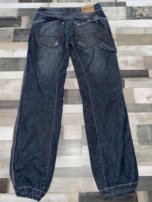 Kenvelo Jeans vita bassa multicolore