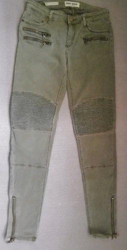 Tally Weijl Jeans de moto kaki
