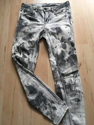 Jeans Hose Gr 36 Zara slim fit