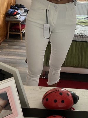 Guess Jeans skinny bianco