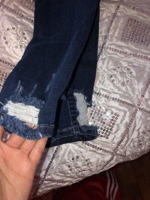 Jeans Hose high waist