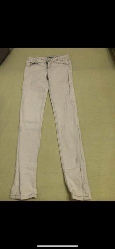 Killah Jeans cigarette blanc cassé-blanc