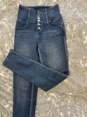 Jeans hose Lang
