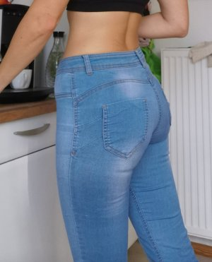 Jeans Hose push up Effekt stretch