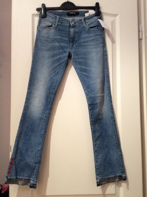 Replay Slim jeans blauw-lichtblauw