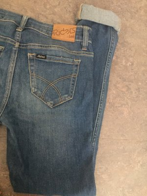 Lee Jeans a carota multicolore
