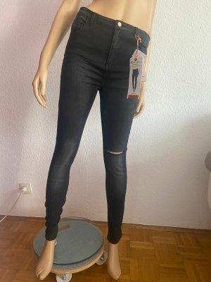 Stradivarius Jeans elasticizzati nero