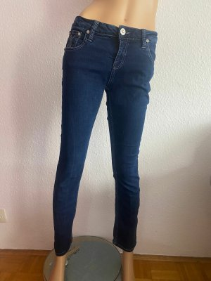 ATT Jeans Jeansy ze stretchu niebieski