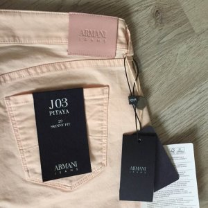 Jeans Hose von Armani Jeans papaya