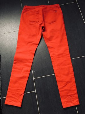 Orsay Tube Jeans red