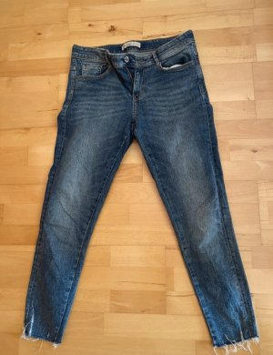 Jeans Hose Zara Gr. XS