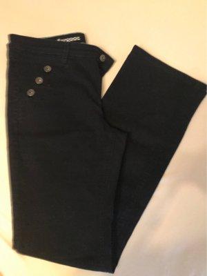 Zero Jeans bootcut bleu foncé