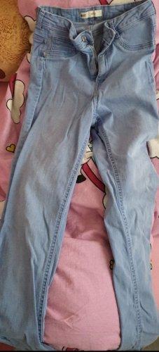 Spodnie biodrówki chabrowy