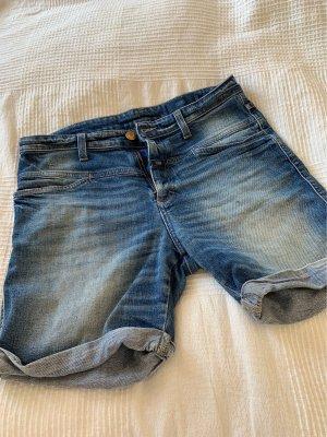 Jeans Hot Pants High Waist