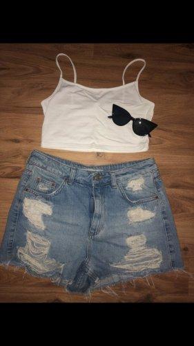 Jeans Hot pants topshop
