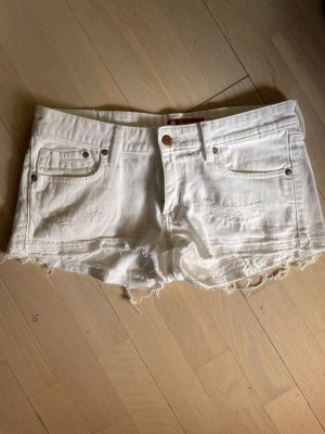 H&M Hot pants wit