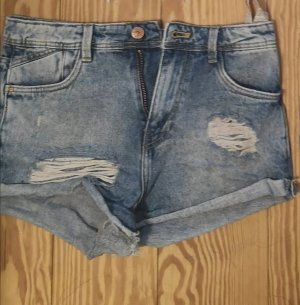 Jeans-Hotpants