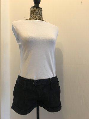 Jeans Hotpants schwarz Meltin Pot