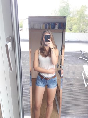 Jeans Hotpants von clockhouse
