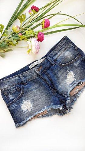 Jeans Hotpants von Zara