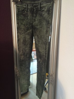 Jeans im Military Look von 7 for all Mainkind