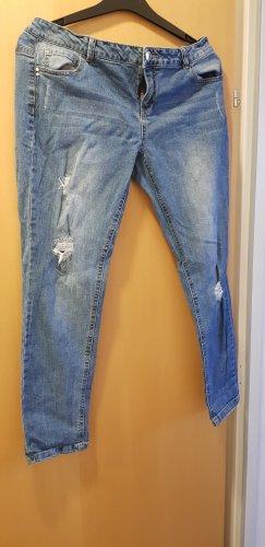 Orsay Boyfriend Jeans blue