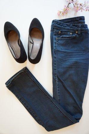 Jeans im Used Look Größe 29