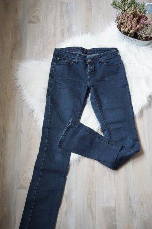 Amisu Tube Jeans blue