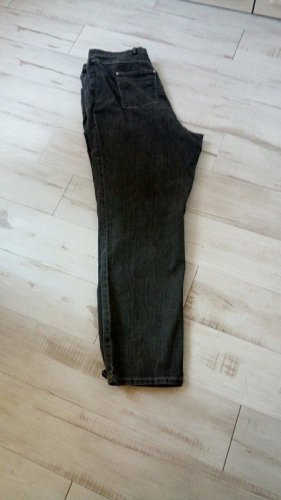 Jeans in 48 grau