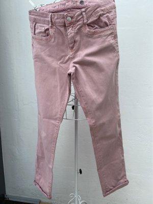 Jeans in altrose s.Oliver Gr.40/30 shape slim