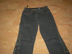 Jeans in braun von Madeleine