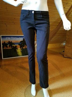 Blue Motion Jeansy rurki czarny