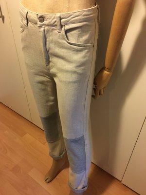 Jeans in stylischem Look