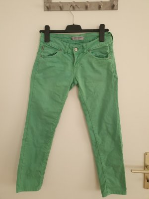 C&A Jeans a 7/8 turchese-menta
