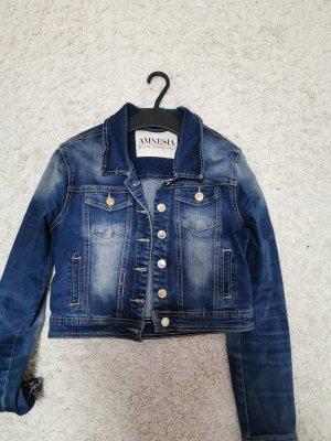 Denim Jacket steel blue