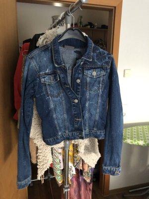 C&A Yessica Jeansowa kurtka niebieski