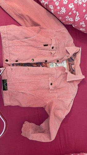 Jeans Jacke aus den 80er