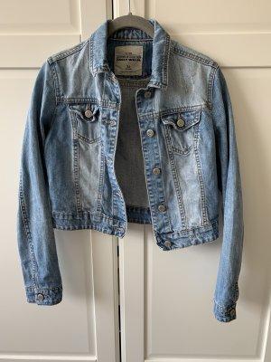 Jeans Jacke cropped TallyWeijl blau XS 34 S 36