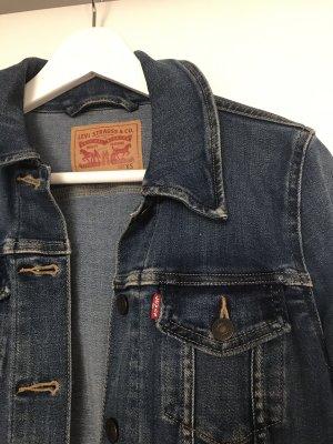 Jeans Jacke dark Blue
