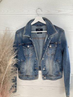 Denim Co. Veste en jean bleu azur-bleu acier