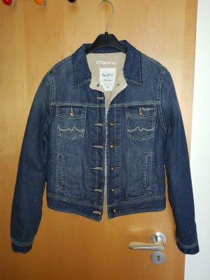 Jeans Jacke gefüttert von Pepe Jeans London