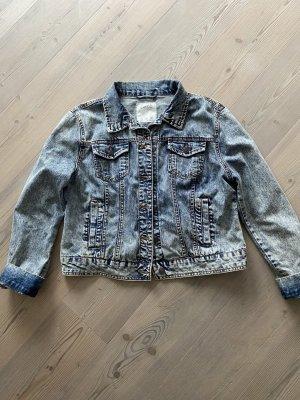 Jeans Jacke Gr. 44