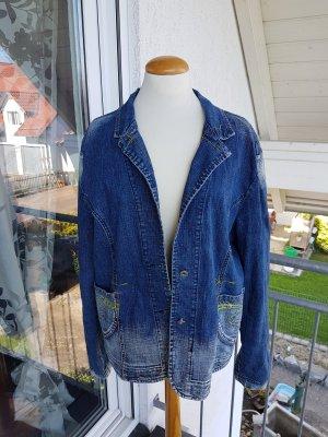 Jeans Jacke Größe 44/46