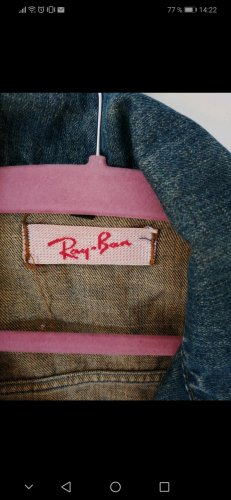 Jeans Jacke Ray ban