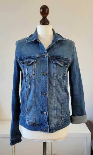 Esprit Denim Jacket blue cotton