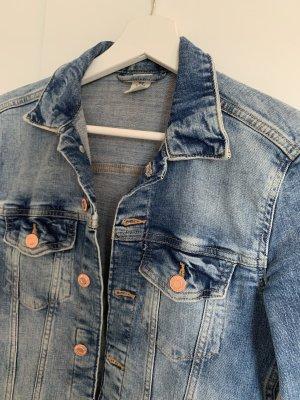 Jeans Jacke von H&M